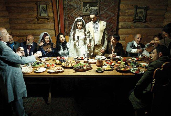 Армянская свадьба - традиции и обычаи.