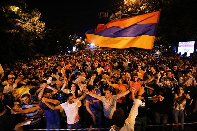 Население Армении, численность Армении