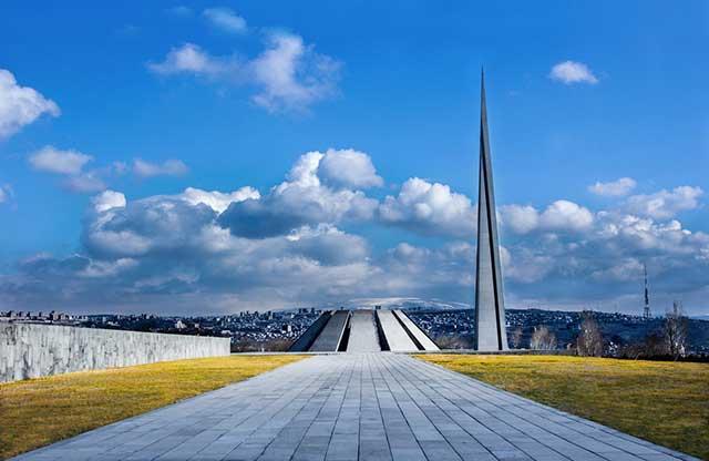 """Вход на территорию Мемориального комплекса """"Цицернакаберд"""" 24 апреля будет закрыт"""