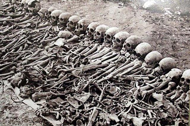 В, германии официально признали геноцид армян