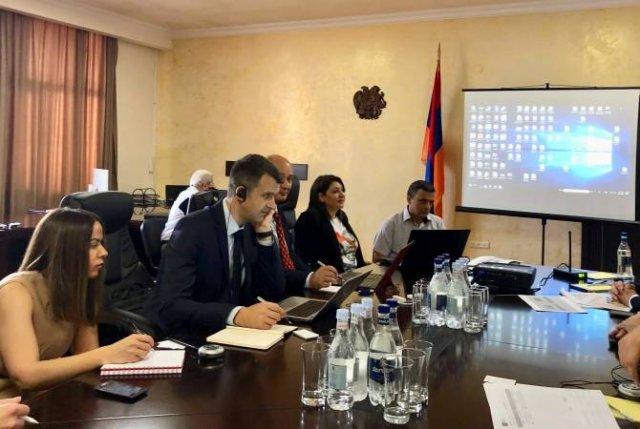 Началось техническое содействие ЕС программе по улучшению дорожной безопасности Армении