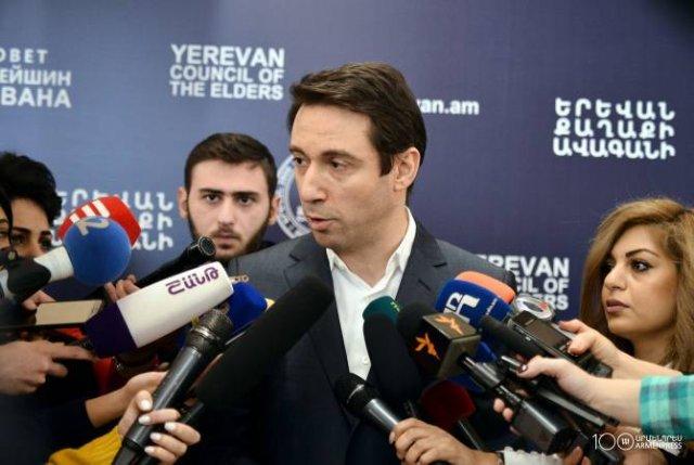 Мэрия Еревана направила окончательный пакет проекта новой транспортной сети в правительство