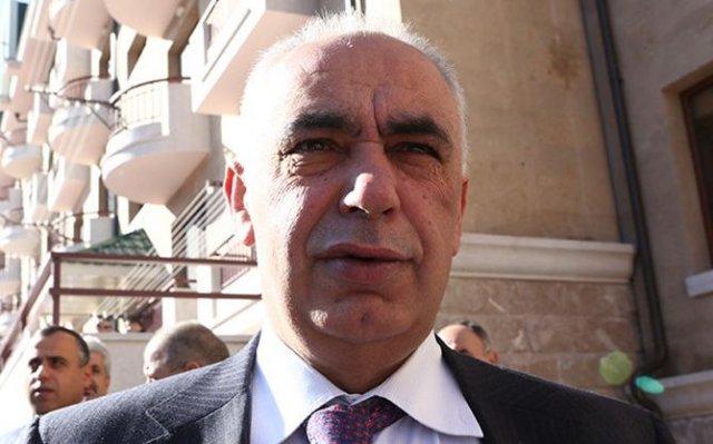 Артур Агабекян освобожден от должности советника президента Арцаха
