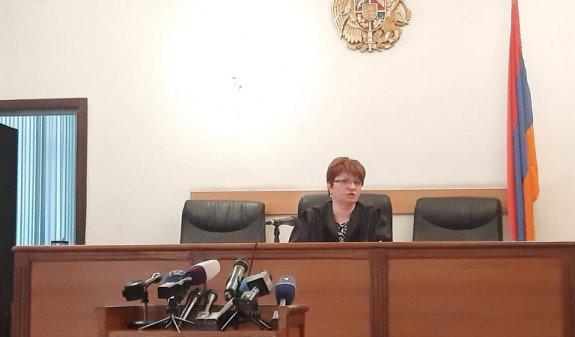 Апелляционный суд Армении оставил под стражей Манвела Григоряна