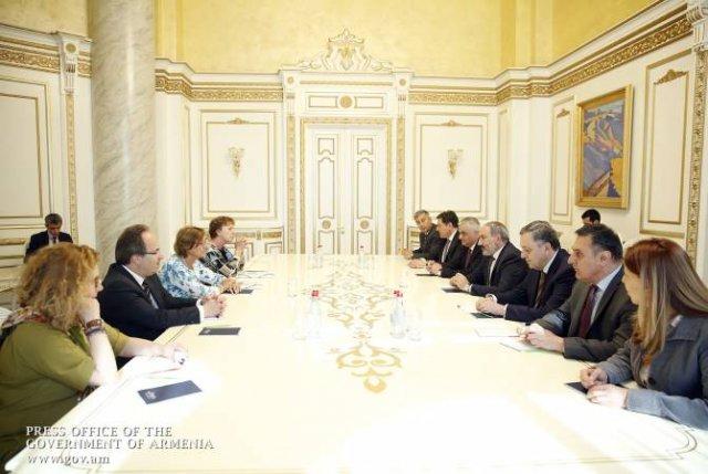 Совет Европы подтверждает готовность поддержать инициированную правительством Армении повестку реформ