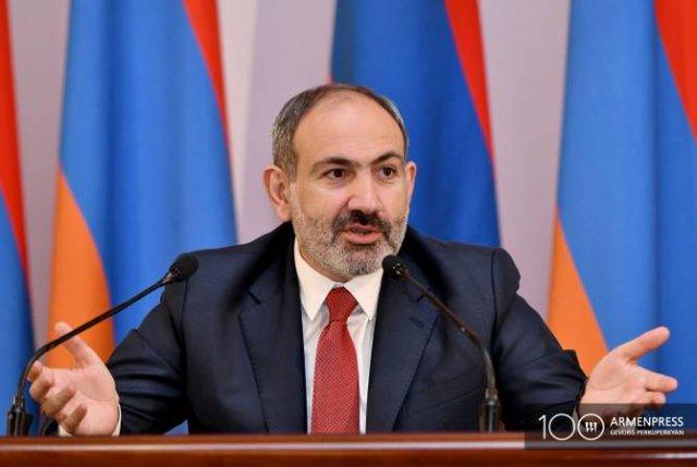 """Никол Пашинян ожидает от Всеармянского фонда """"Айастан"""" более влиятельных и вдохновляющих программ"""