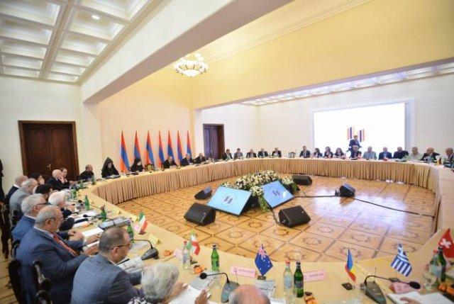 """Результаты аудита Всеармянского фонда """"Айастан"""" были положительными"""