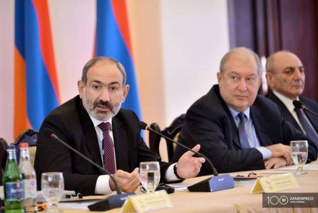 """Всеармянский фонд """"Айастан"""" должен стать нашим общенациональным бюджетом: Никол Пашинян"""