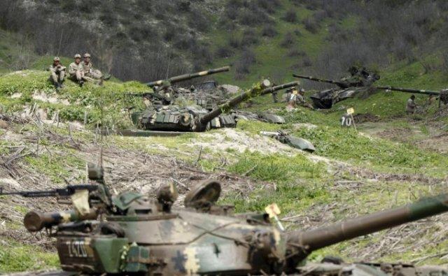 Ереван укрепляет позиции перед вашингтонской встречей
