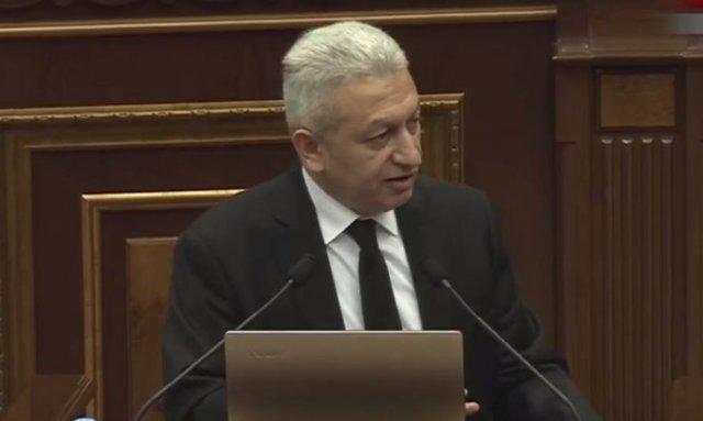 В парламенте Армении обсуждается годовой отчет об исполнении государственного бюджета на 2018 год