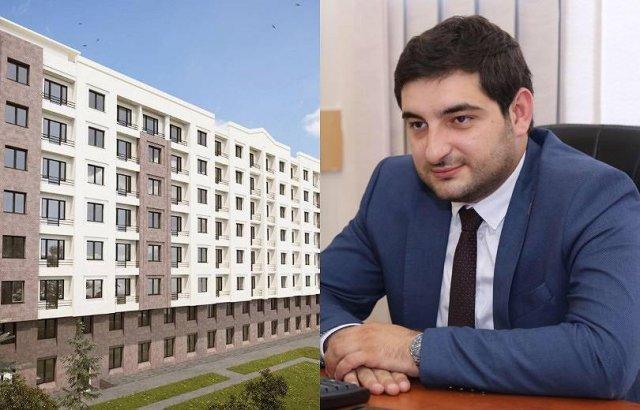 В Иджеване впервые после независимости восстановят многоэтажку. Сипан Пашинян