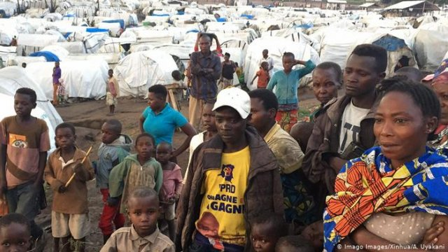 ООН: Число беженцев в мире достигло нового рекорда