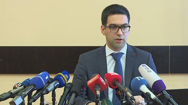 Рустам Бадасян назначен министром юстиции Армении
