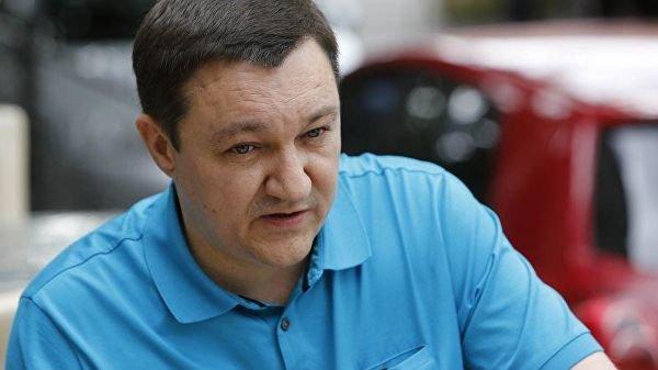 В Киеве погиб депутат Дмитрий Тымчук