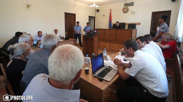 Прокурор назвал решение суда первой инстанции по делу Кочаряна незаконным и безосновательным