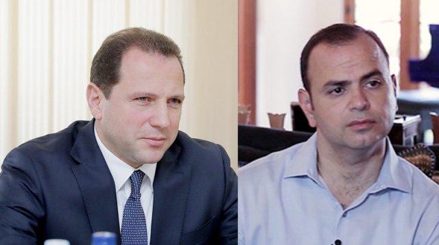 Министр обороны Армении принял главного комиссара по делам Диаспоры