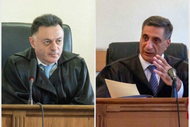 Полиция обеспечивает безопасность судей, рассматривающих дело Роберта Кочаряна