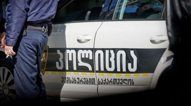 В Грузии за ввоз наркотиков задержан гражданин Армении