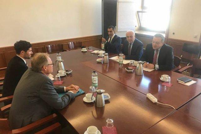 МИД Армении и Германии провели политические консультации