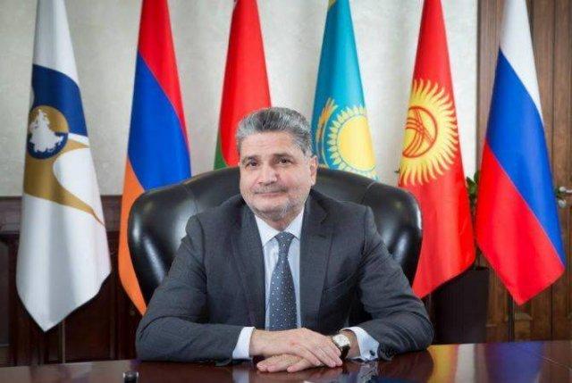 Саркисян: расширение Евразийского экономического союза пока не планируется