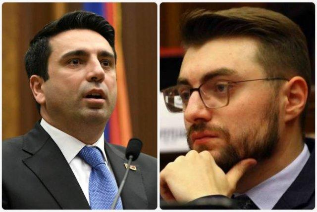 Ален Симонян и Арен Мкртчян по делу Левона Ераносяна признаны потерпевшими