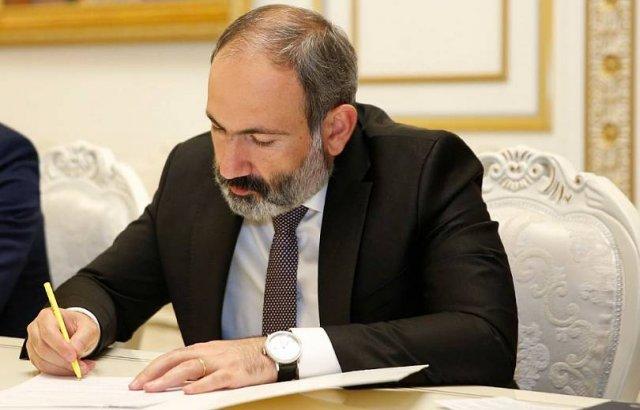 Приказом Никола Пашиняна создан совет по антикоррупционной политике