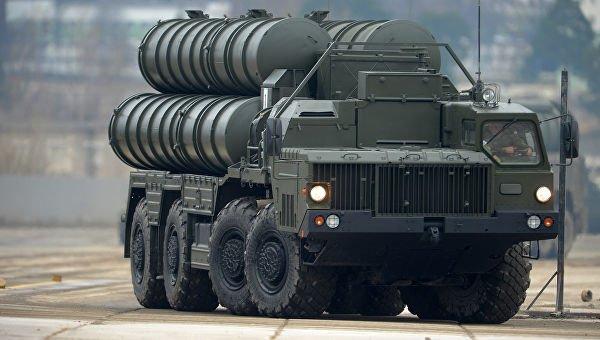 С-400 – личное оружие Эрдогана