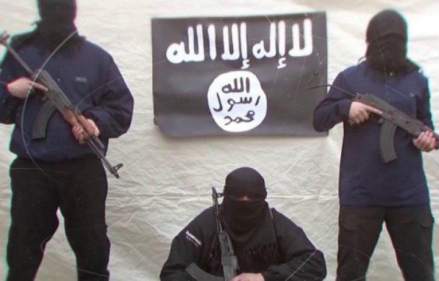 Исламское государство впервые опубликовало видеозапись из Азербайджан