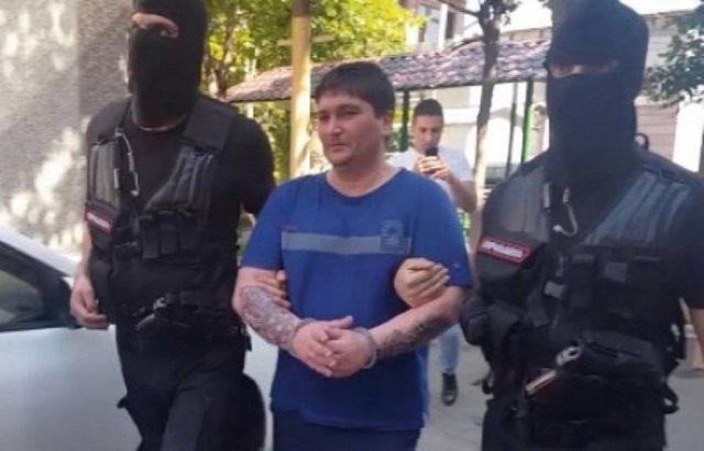 Видеозапись убийства «вора в законе» Андика