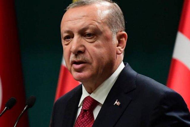 СМИ: Эрдоган назвал грабежом возможный отказ США поставить в Турцию F-35