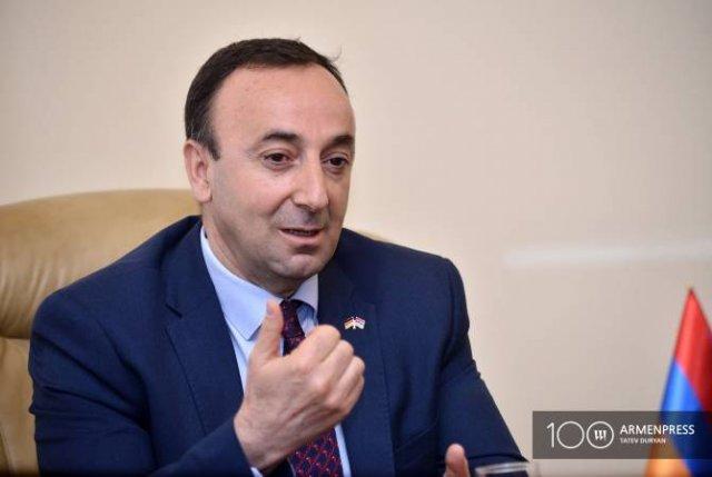 Грайр Товмасян не собирается уходить в отставку