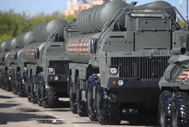 С-400 отправят в Турцию на следующей неделе, сообщили СМИ