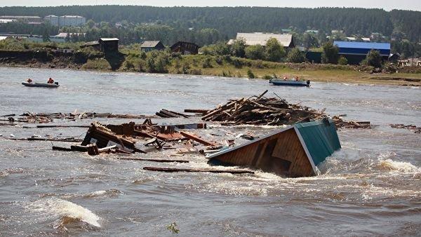 Не менее 63 тысяч человек пострадали от наводнений в Индии