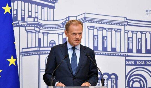Позитивная динамика в Армении создала новые возможности для сотрудничества - Туск