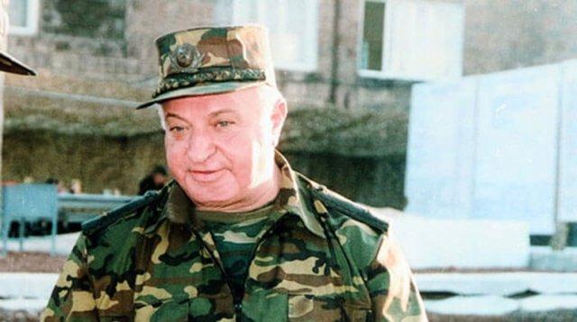 Скончался генерал-майор Феликс Гзогян