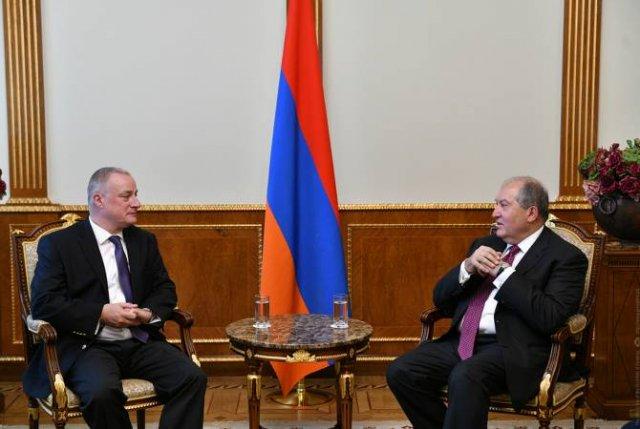 """В следующем году в Ереване откроется отель """"Marriott International"""""""