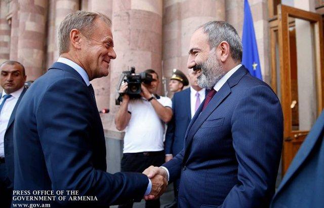Очень продуктивные переговоры: Премьер – о встрече с Дональдом Туском