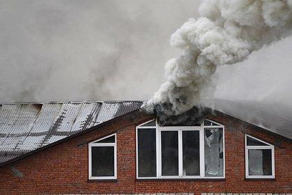 При пожаре на подмосковной ТЭЦ погибла женщина