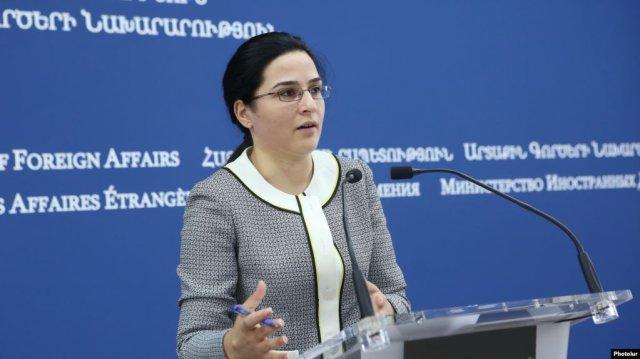 Пресс-секретарь МИД Армении: Предпочитающие общение в социальных сетях дипломаты уже получили устный выговор