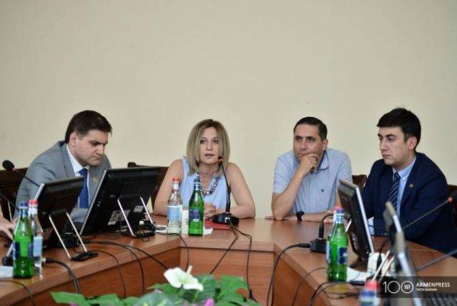 Делегация НС Армении выразила обеспокоенность в связи с заявлением главы МИД Польши