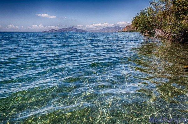 Министр окружающей среды Армении: Уровень цветения воды в озере Севан значительно снизился