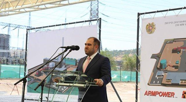 Замминистра представил 2 версии причин возникновения аварии в энергосистеме Армении