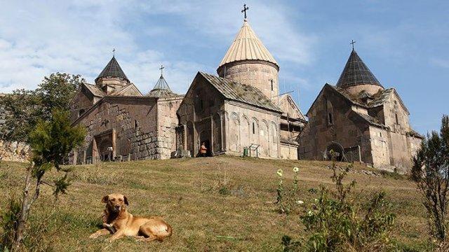 Историко-архитектурный заповедник «Гошаванк» в Армении нуждается в охране