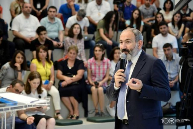 Предстоит этап промышленного развития Армении — Никол Пашинян
