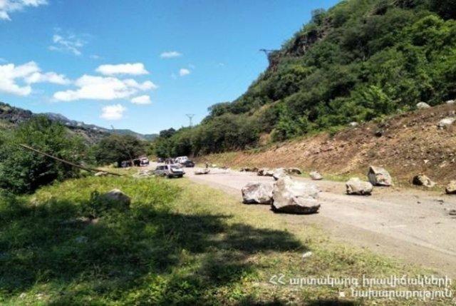 Число жертв камнепада на дороге Алаверди-граница Грузии выросло до 2