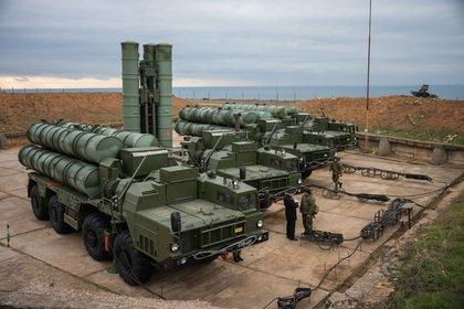 Названы сроки введения санкций против Турции из-за российских С-400