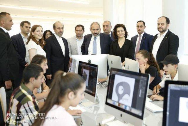 Фонд «Дети Армении» претендует на открытие Smart-центра в каждой области