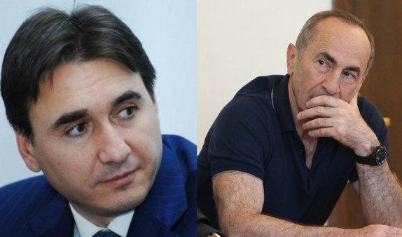 Прокуратура Армении пожаловалась в суд по вопросу об аресте имуществ Роберта Кочаряна и Армена Геворкяна