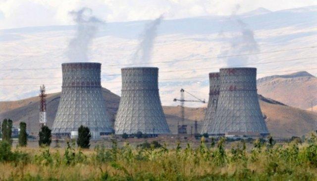Армения ведет переговоры с Россией о ее участии в строительстве новой АЭС