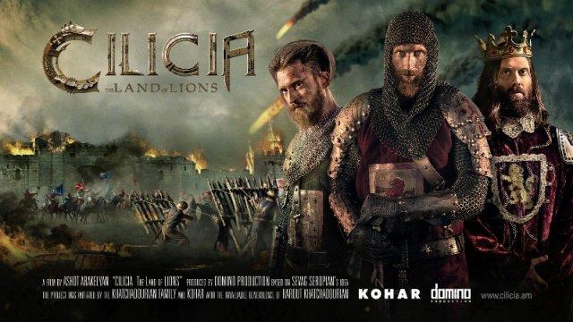 В Армении сняли промо-фильм «Киликия: Земля львов»